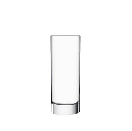 Luigi Bormioli Strauss Set of 4 Long Drink Glasses