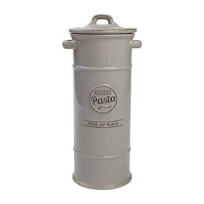 Pride Of Place Pasta Jar Cool Grey
