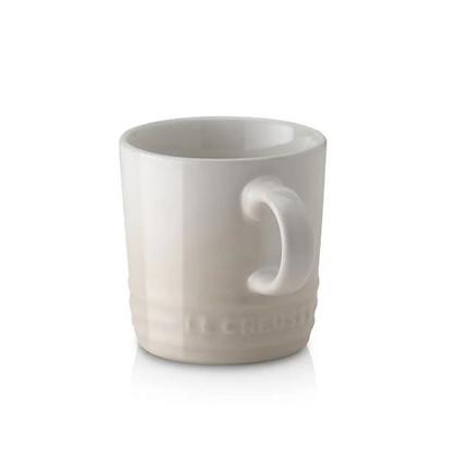 Le Creuset 100ml Stoneware Espresso Mug - Meringue