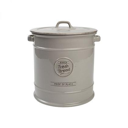 Pride Of Place Large Bread Jar Cool Grey