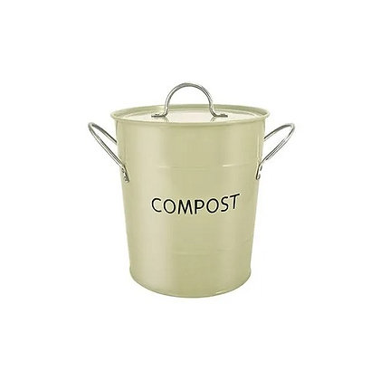 Eddingtons Sage Green Compost Pail