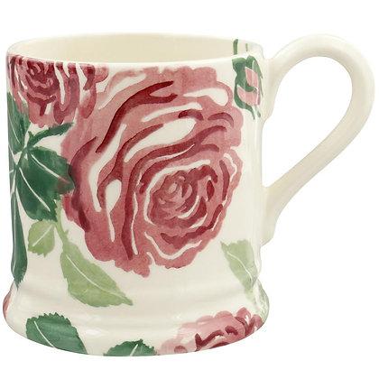 Emma Bridgewater Pink Roses Half Pint Mug