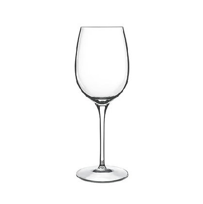 Luigi Bormioli Crescendo Chardonnay Set of 4 Wine Glasses