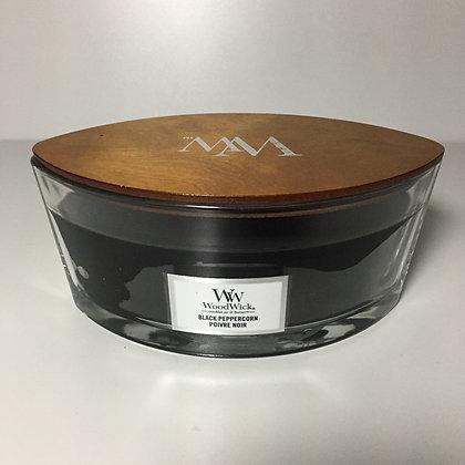 Woodwick Ellipse Candle - Black Peppercorn