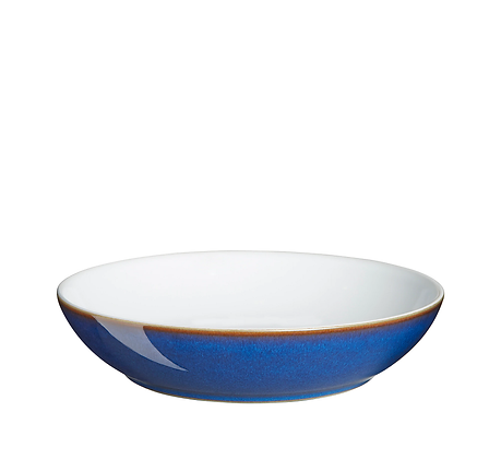 Denby Imperial Blue Pasta Bowl