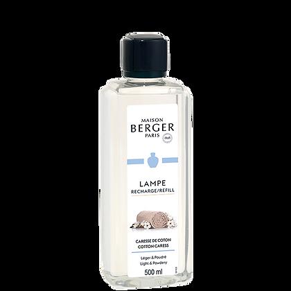 Maison Berger Cotton Caress Fragrance Lamp Refill 500ml
