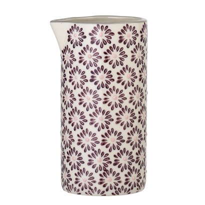 Bloomingville Maya Milk Jug - Purple