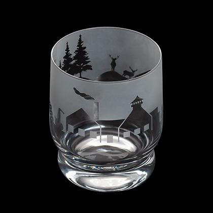 Dartington Aspect Whisky Glass Tumbler