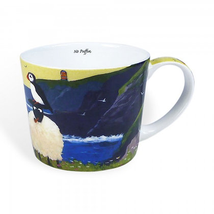 Thomas Joseph Mug - No Puffin