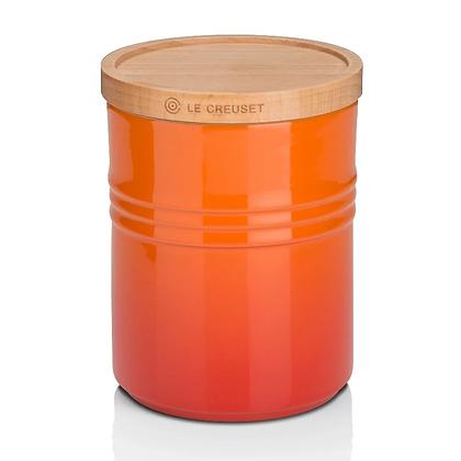 Le Creuset Medium Storage Jar - Flame