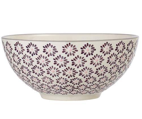 Bloomingville Maya 16cm Bowl - Purple