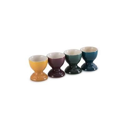 Le Creuset Stoneware Botanique Set of 4 Egg Cups