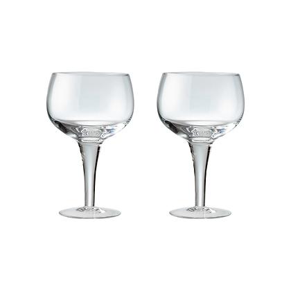 Denby China Gin Glasses Set of 2
