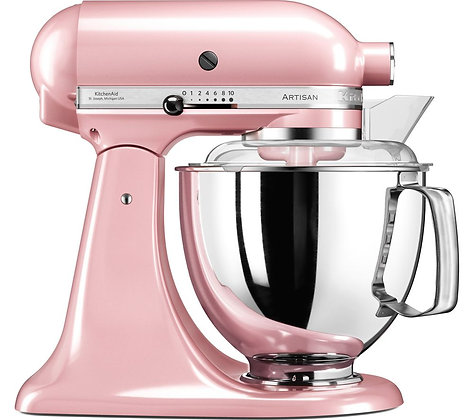 KitchenAid 175 Stand Mixer - Silk Pink