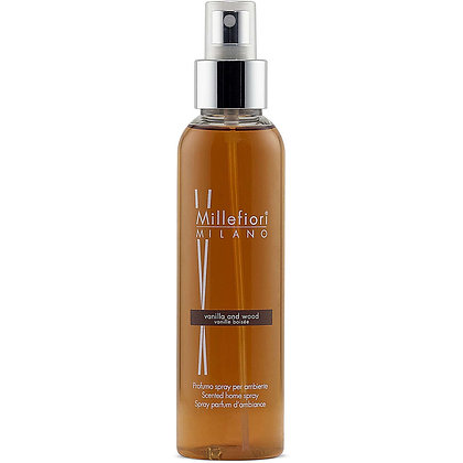 Millefiori Milano Natural 150ml Room Spray Vanilla and Wood