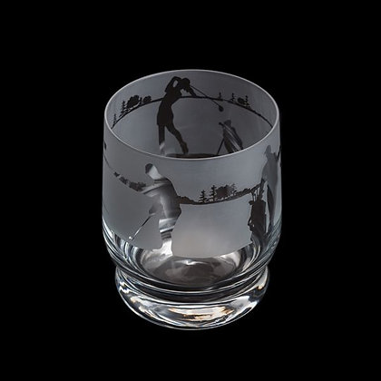 Dartington Aspect Golf Glass Tumbler
