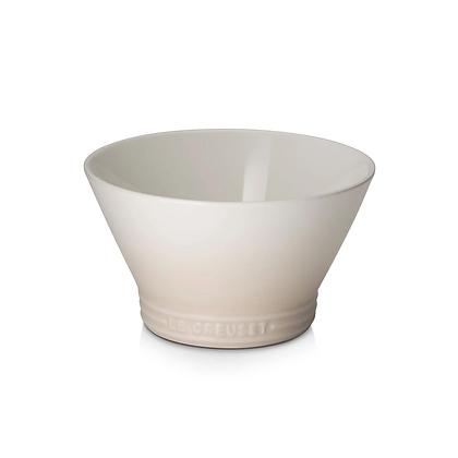 Le Creuset Fusion 600ml Rice Bowl - Meringue
