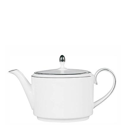 Wedgwood Vera Wang Blanc sur Blanc - 6 Cup Teapot