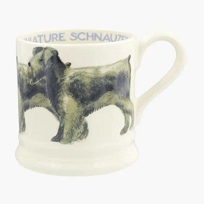 Emma Bridgewater Miniature Schnauzer Half Pint Mug
