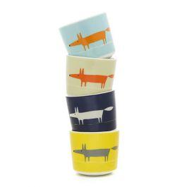 Scion Living Mr Fox Egg Cups