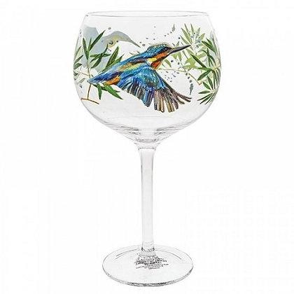 Ginology Gin Copa Glass - Kingfisher