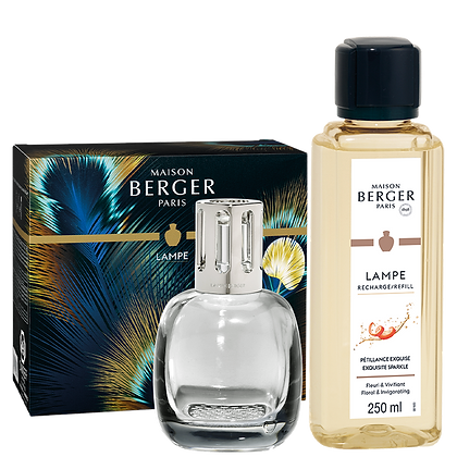 Maison Berger Etiencelle Gift Pack - Grey