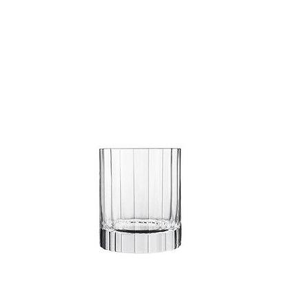 Luigi Bormioli Bach Set of 4 Double Old Fashioned Glasses