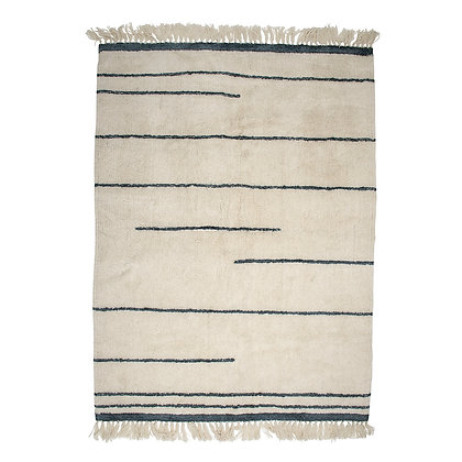 Bloomingville Natural Cotton Rug