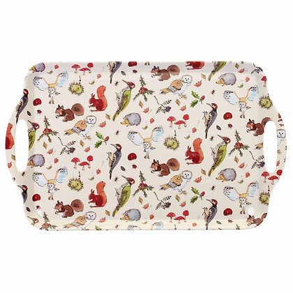 Ulster Weavers Woodland Large Tray