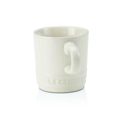 Le Creuset 100ml Stoneware Espresso Mug - Pearl Almond
