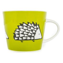 Scion Living Mr Fox Mug - Green