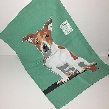 Ulster Weavers Jack Russell Tea Towel