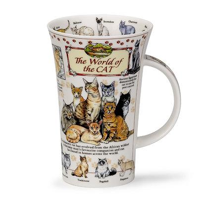 Dunoon Glencoe Mug - The World of the Cat