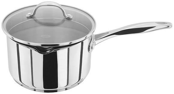 Stellar 7000 18cm Sauce Pan Draining Lid