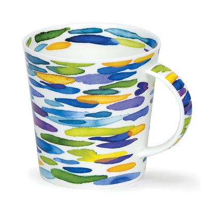 Dunoon Lomond Mug - Slapdash Blue