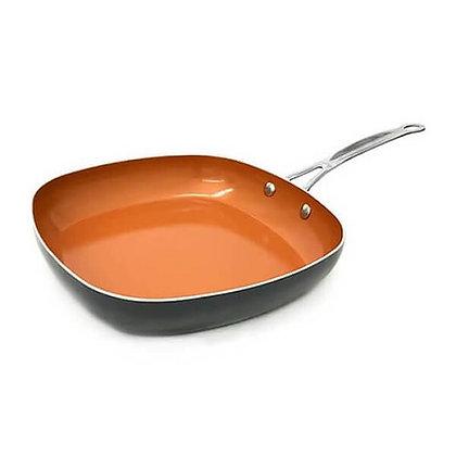 Gotham Steel 25cm Square Frying Pan