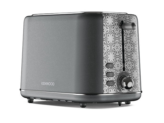 Kenwood Abbey 2 Slice Toaster - Grey