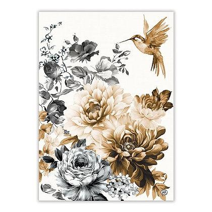 Michel Designs Kitchen Towel - Gardenia