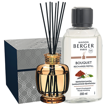 Maison Berger Belle Epoque Havana Sandalwood Temptation Scented Bouquet