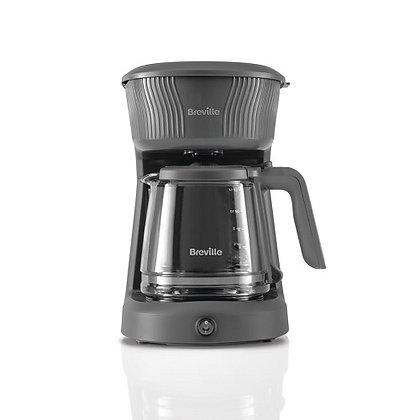Breville Flow Filter Coffee Machine - Grey