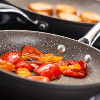 2 pc Fry Pan set in use.png