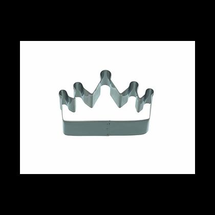 KitchenCraft 9cm Crown Cookie Cutter