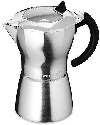 Aerolatte Mokavista 6 Cup Stovetop Espresso Maker