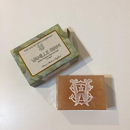 Saltworks Large Bar Soap - Vanille Siam