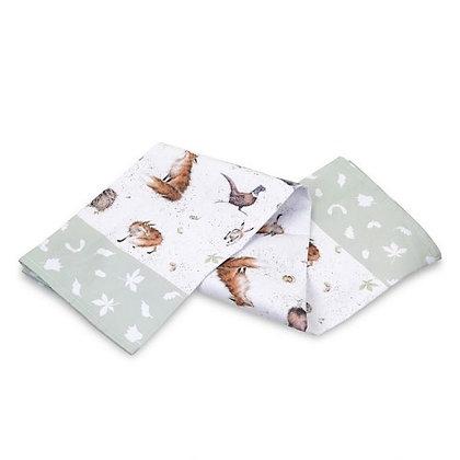Pimpernel Wrendale Designs Tea Towel