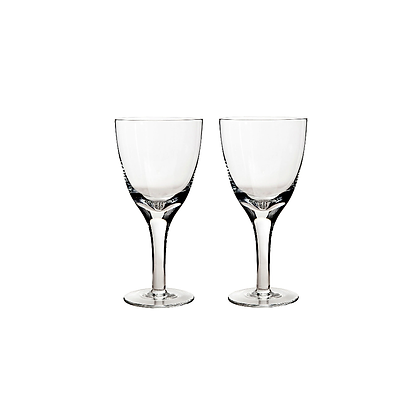 Denby China Red Wines Set of 2