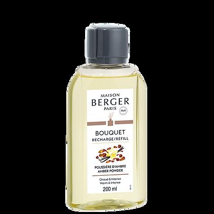 Maison Berger Amber Powder Diffuser Refill 200ml