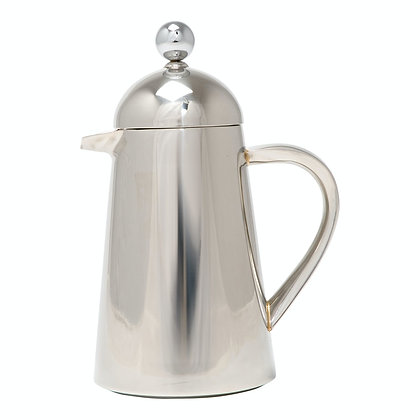 La Cafetiere Thermique Double Walled 8 Cup Cafetiere - Silver