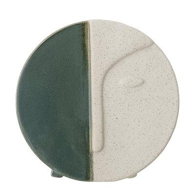 Bloomingville Face Wall Vase - Green