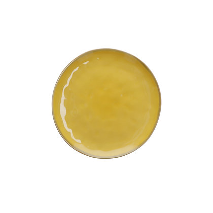 Rose & Tulipani Concerto 20cm Side Plate - Yellow